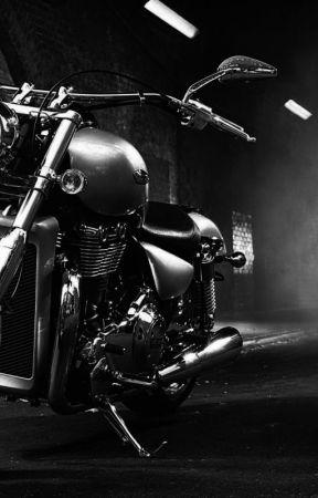 My Devil Biker by LittleHoney97