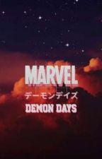 Demon Days (Male Reader) by IvanBullock