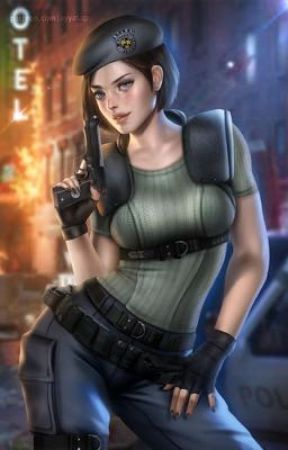 Rejecting Jill Valentine x male rejected reader by Bat117