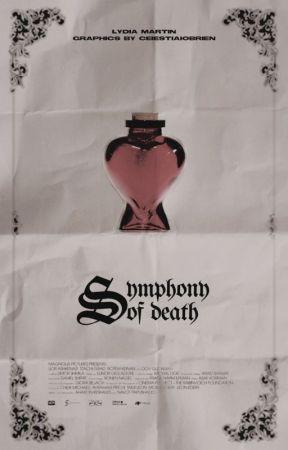 SYMPHONY OF DEATH, lydia martin by ceIestiaIobrien