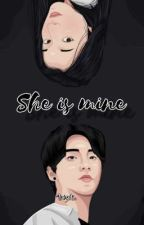 SHE IS MINE [ON GOING] by purpxvyole