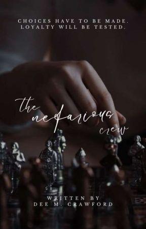 the nefarious crew || 18+  by stellarflowerwrite19