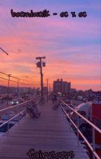 boardwalk - karl x oc  by fairysoups