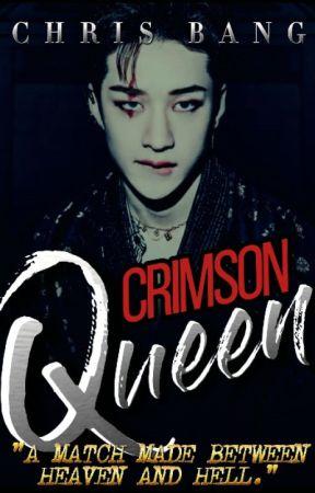 Crimson Queen | Bang Chan Vampire AU! by Stars-INsight