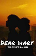 Dear diary {boy×boy} by avorangeee