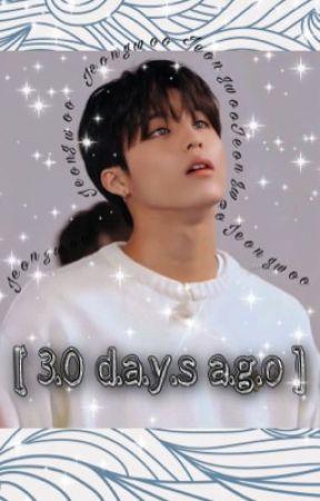 30 Days Ago - Park Jeongwoo by Ju88xoxo