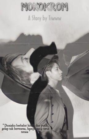 Huang Renjun - MONOKROM by Dewishopia