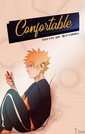 Confortable. | Kirishima Eijiro x Bakugo Katsuki by Kirixbaku