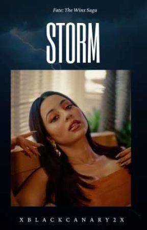Storm | Fate: The Winx Saga  by xBlackCanary2x