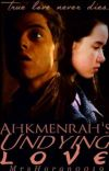 Night At The Museum:Ahkmenrah's Undying Love cover