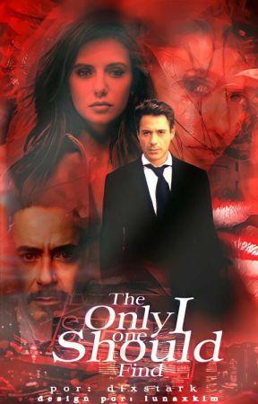 THE ONLY ONE I SHOULD FIND | ᵀᵒⁿʸ ˢᵗᵃʳᵏ [EM BREVE] by dixstark