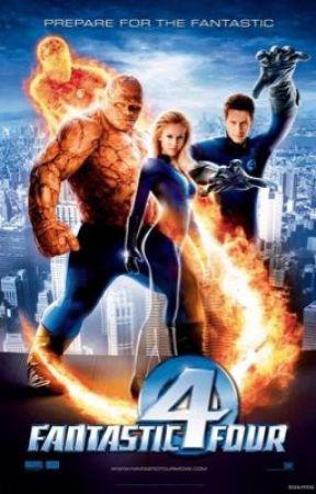 Fantastic Four (insert reader) by lokimalfoyxx
