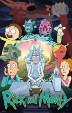 A dimensional addition (Rick and Morty x OC x Small harem) by gohanjr84