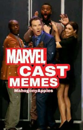 Marvel Cast Memes by MahogonyApples