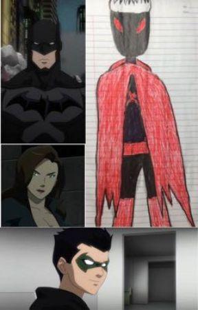 The Son Of Batman by FNAFFactionator