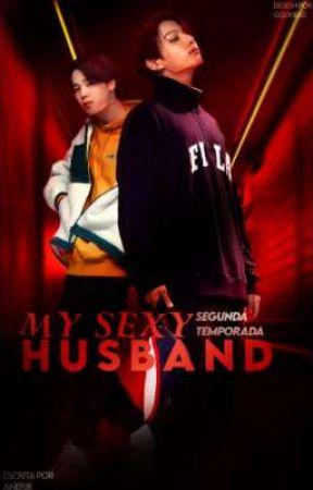 My Sexy Husband                                            2°Temporada - Jikook by AnePJK