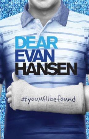 Dear Evan Hansen Roleplay by _hitsujigal_