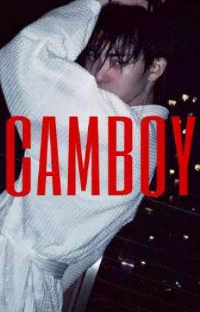 Camboy. sunhwall  by moonbaewrld