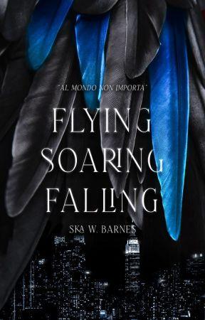 Flying Soaring Falling by Skadegladje