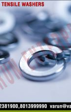 Spring Washers manufacturers exporters by varun7889