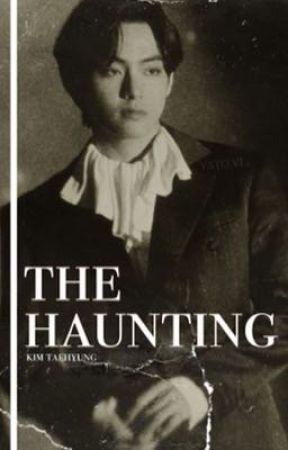 the haunting   kim taehyung  by kook-trash