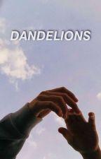 DANDELIONS ; JACKSON AVERY by starchxser
