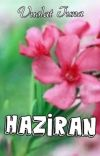 HAZİRAN   vuslat Tuna şiirleri 20.  cover