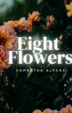 Eight Flowers by Samantha_alpana