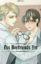 NyksLucifer tarafından yazılan Not Boyfriends Yet °Webtoon çeviri° adlı hikaye