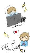 Ella's Artbook by Ella_and_Ima