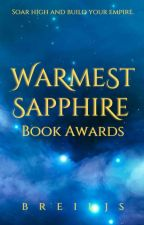 Warmest Sapphire Book Awards by WitchySerein