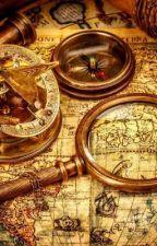 treasure hunt by Queen_mahi_suthar