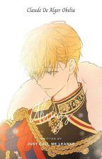 Always (Claude De Alger Obelia) by Just_Call_Me_Leanne