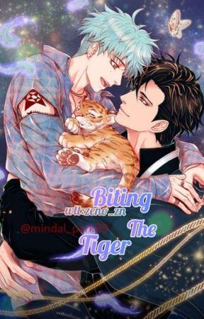 BITING THE TIGER  by zeno_zn