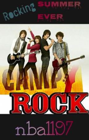 Camp Rock: Rockin' Summer EVER! by nball97