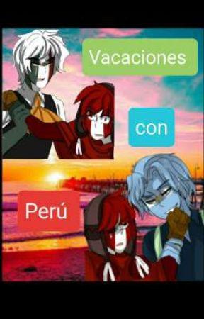 Vacaciones con Perú  by HikaruNakamura215