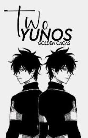 Two Yuno's [YunAsta] by golden_cacas