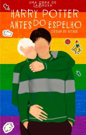 Harry Potter Antes do Espelho by labruxa14