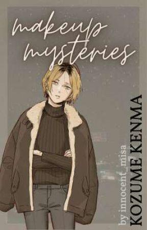 Make-up Mysteries by Misa_Takashi