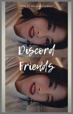 Discord Friends   Olivia Hye x FemReader by oliviahyeswolf