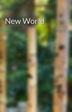New World oleh vhinolivia