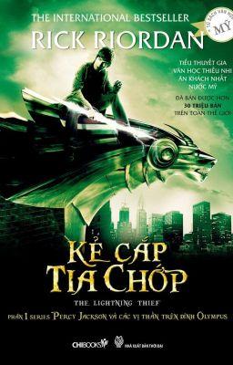 Percy Jackson Và Các Vị Thần Trên Đỉnh Olympus [Rick Riordan]