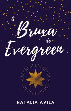 A bruxa de Evergreen by thesaturnfairy