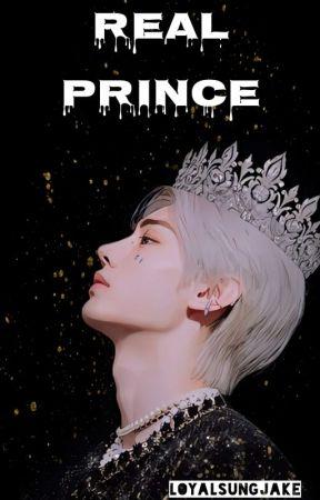 Real Prince - Sungjake by Loyalsungjake