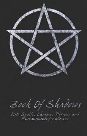 Book of shadows by SmolPotatBaBee