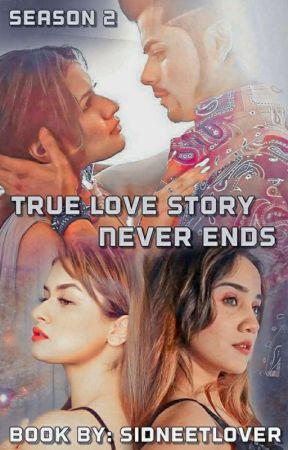 True Love Story Never Ends (Season 2) by sidneetlover
