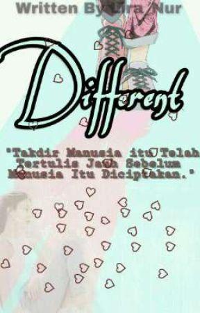 Different by Lira_Nur