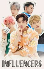 Influencers • Foreign Swaggers of NCT by shotaro_cutiepie