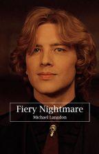 Fiery Nightmare // Michael Langdon by codyfernisgod
