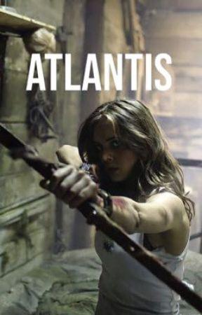 ATLANTIS || nick clark  by daddyligthwood